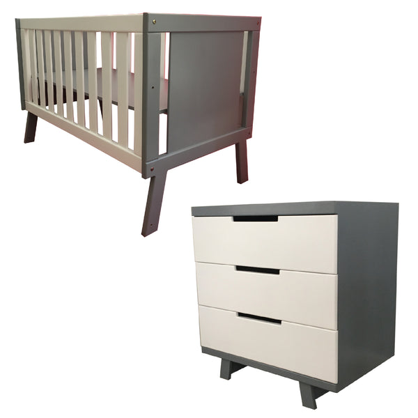 Guy Cot & Small Guy Compactum - 3 Drawers