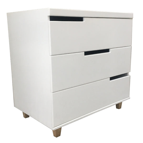Small Jade Compactum - 3 Drawers