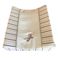 Unicorn Linen Set - Grey & Dusty Pink