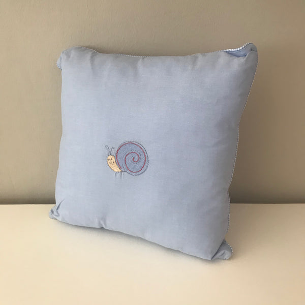 Snips & Snails -  Scatter Cushion