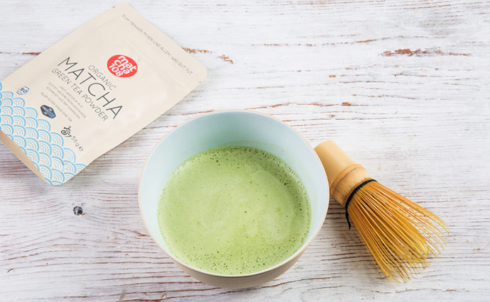 Matcha - Traditionelle Zubereitung mit Video