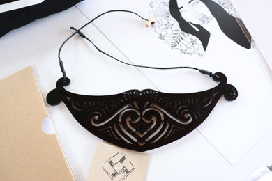Kia Kaha Breastplate Necklace