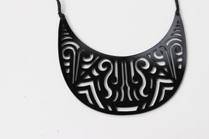 Tauwhirowhiro Necklace + Transition +