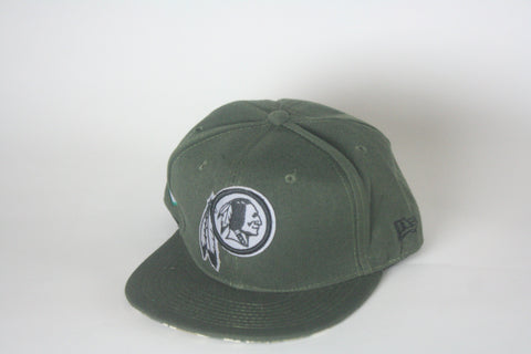Redskins Army reflect Snapback - HatsbyWill  - 1