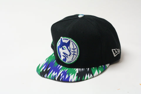 Wolves shocks snapback - HatsbyWill  - 1