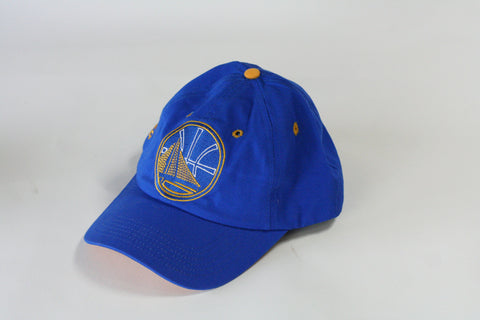 Golden state blue Dad hat - HatsbyWill  - 1