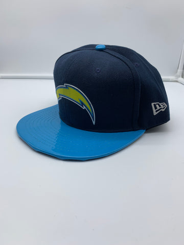 Chargers blue brim SnapBack