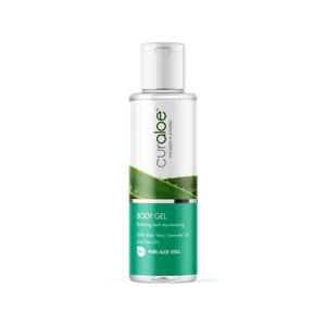 Eerste hulp Body Gel met Pure Aloë Vera 88.7 ML - Curaloe Europe