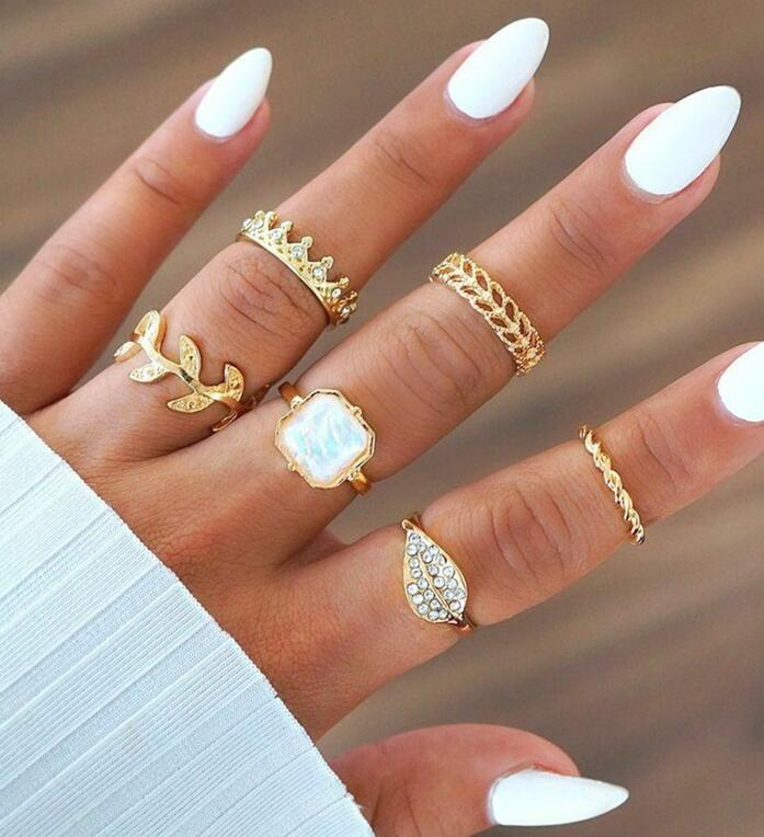Juran Ring Set - Sateur Allure