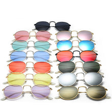 Load image into Gallery viewer, Cindy Reflective Sunglasses - Sateur Allure