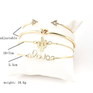 Kandy Bracelet Set - Sateur Allure