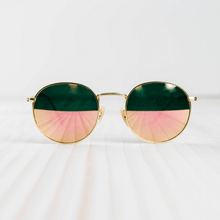 Load image into Gallery viewer, Cindy Reflective Sunglasses - Lussuro