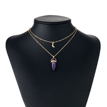 Load image into Gallery viewer, Crystal Necklace - Sateur Allure