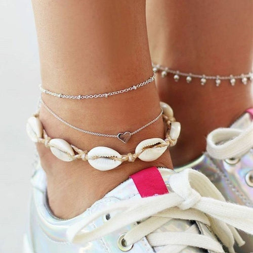 Catalina Anklet - Sateur Allure