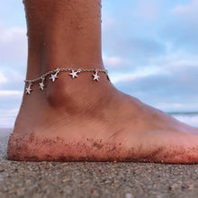 Load image into Gallery viewer, Starry Anklet - Sateur Allure