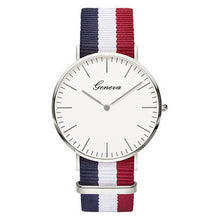 Load image into Gallery viewer, Geneve Nylon Watch - Sateur Allure