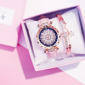 Starry Watch And Bracelet - Lussuro