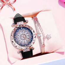 Load image into Gallery viewer, Starry Watch And Bracelet - Sateur Allure