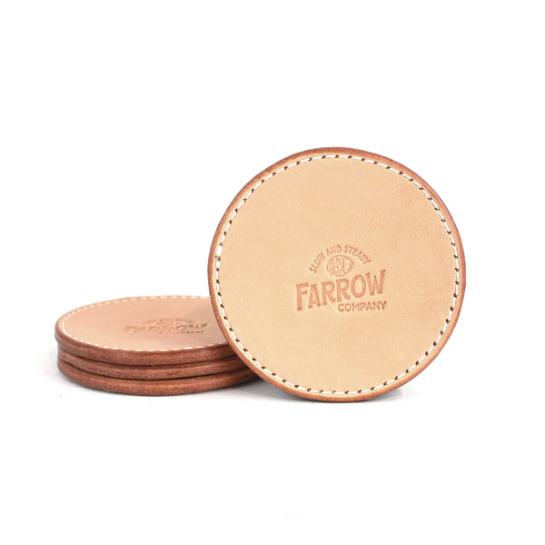 Coaster Set (Natural) - Farrow Co.