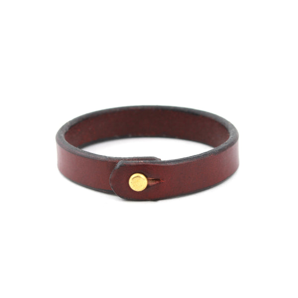 Cuff Bracelet (Brown) - Farrow Co. - 1