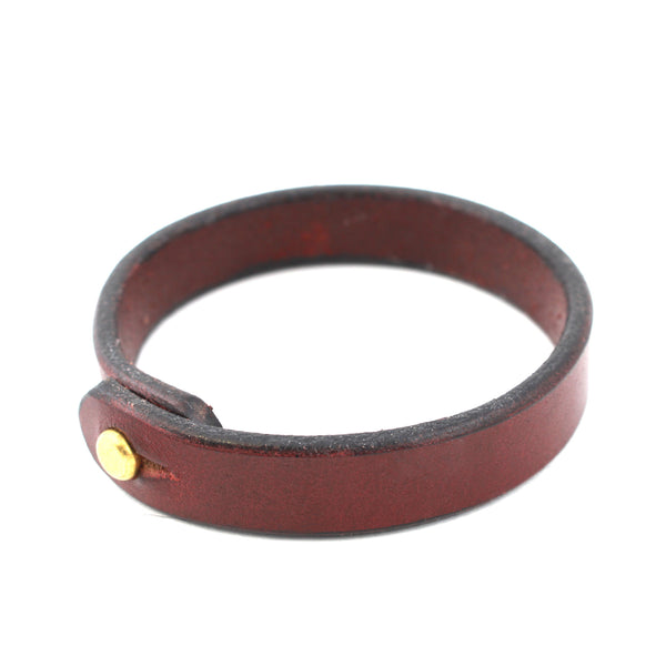 Cuff Bracelet (Brown) - Farrow Co. - 2