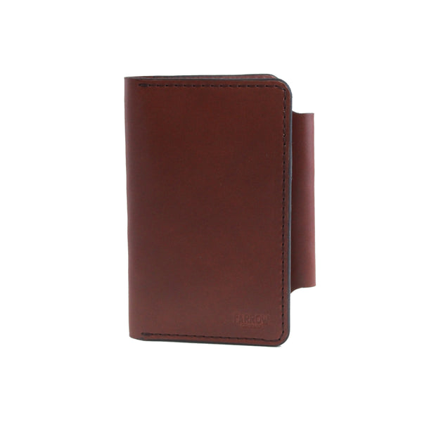Tyler Field Notes Wallet (Brown)