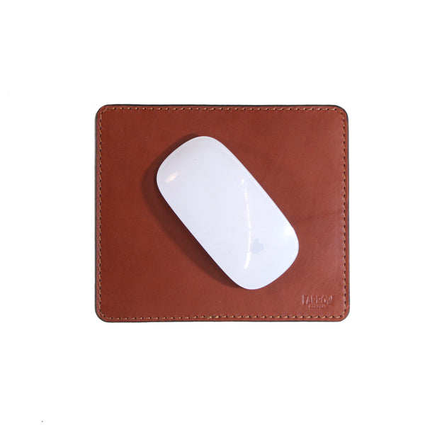 Mouse Pad (Saddle Tan)