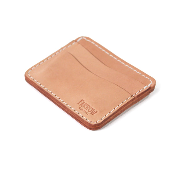 Chapman Slim Wallet (Natural)