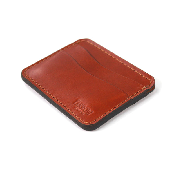 Chapman Slim Wallet (Saddle Tan)