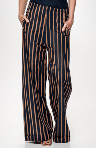 Barb Stripe Pants