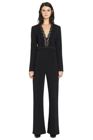 Bourdin long sleeve jumpsuit