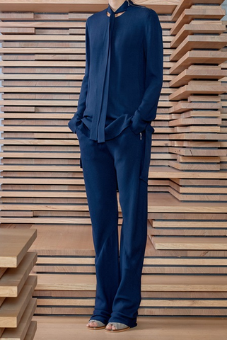 Bias Trouser / Midnight