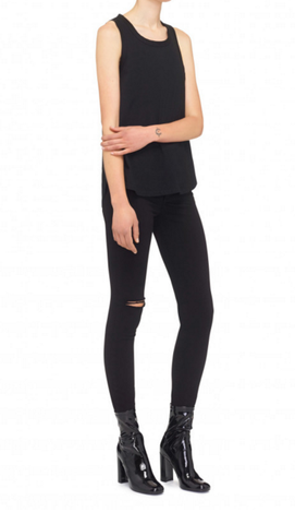 Cult Skinny Ankle / Black Edge