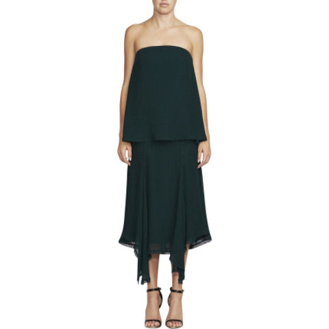 Yumi Strapless Dress / Tourmaline