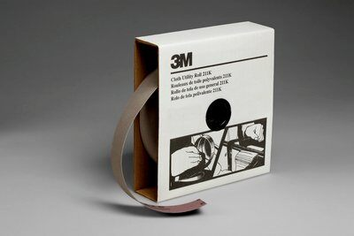 "3M SHOP ROLL 1-1/2""X 50YD 320G  ROLL -USA"