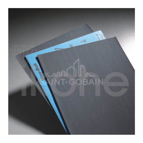 "NORTON BLACK ICE PAPER 9"" x 11"" SILICON CARBIDE 1200G PK/50"