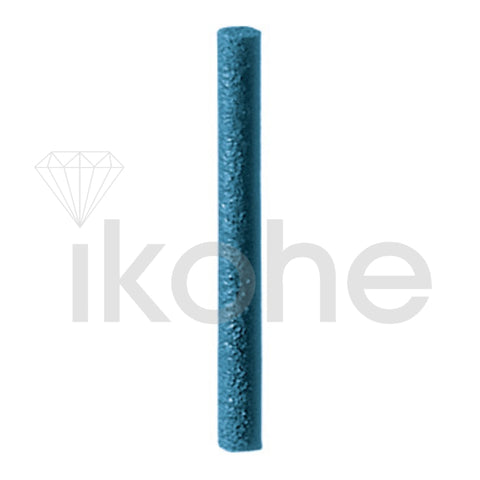 SYNTHETIC POLISH PIN 2X20MM BLUE BOND COARSE MEDIUM  BX/100