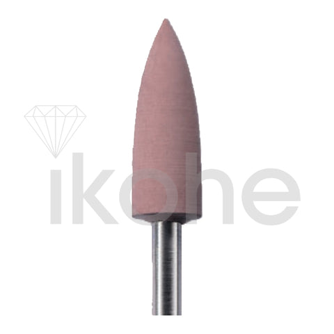 EDENTA GOLDINO MOUNTED CONE 5.5 X 15.5 mm PINK XFINE BX/10