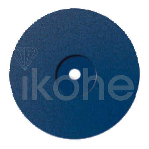 EDENTA OCEAN UNMOUNTED K/EDGE 17 X 3 mm BLUE MEDIUM BX/100