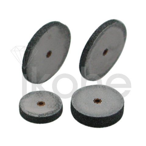 "IKOHE HEATLESS WHEELS SILICON CARBIDE 3/4 X 3/32""  BX/50"