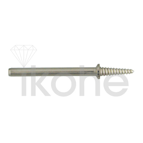 "MANDREL LONG SCREW 1/16-3/8"" HEAD X 3/32"" SHANK- BX/12"