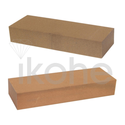 "NORTON INDIA BENCH OIL STONE 4 X 1 X 1/2"" MEDIUM - USA"