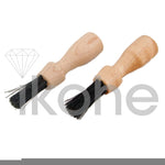 END KNOT BRISTLE BRUSH-10 KNOT