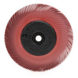 "3M BR/ DISC 6X1"" 220G RED W/CENTER-USA"