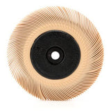 "3M BR/ DISC 6X1"" 6MIC PEACH W/CENTER-USA"