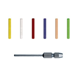 DEDECO SUNBURST 3MM RADIAL PIN ASSORTMENT 48/KIT & MANDREL