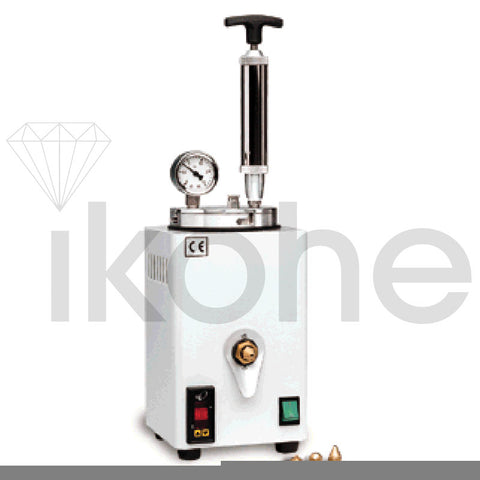 WAX INJECTOR-1.5KG W/PUMP 220V/50HZ -ITALY
