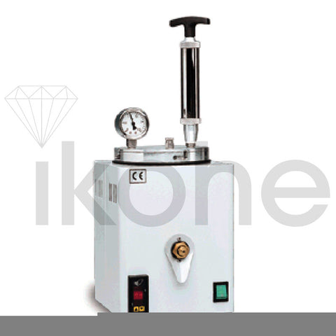 WAX INJECTOR-3KG W/PUMP 220V/50HZ -ITALY