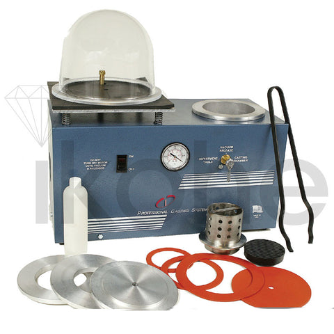 INVA-CAST VACUUM MACHINE 110V