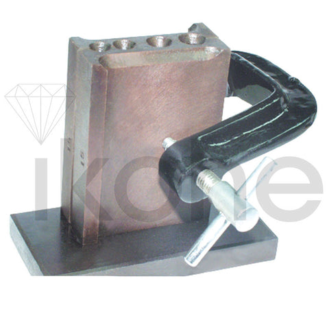 REVERSIBLE INGOT MOLD CLAMP ONLY